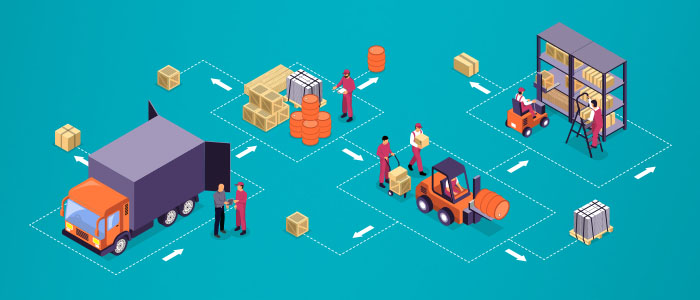 A gestão das compras e dos stocks na cadeia de abastecimento - Turma 1A